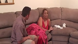 Rachel Steele MILF778 - Nephew fucks stepaunty Stacie & Rachel together P1