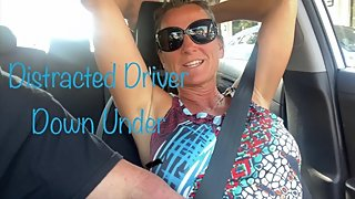 Distracted Driver Down Under (Real Teachers)