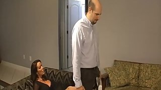 Rachel Steele Fetish17 - Rachel dominates her husband with feet & legs