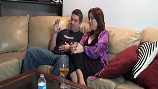 Rachel Steele MILF1126 - Step Mom & Son with Pregnant milf Part 1