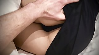 Wake up darling, it's time to fuck! Romantic sex with a gorgeous MILF. 4K