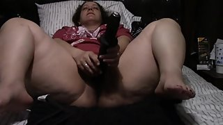 Phoebe reviews and gives Master Series Violater XL Dildo Thruster 5 Stars