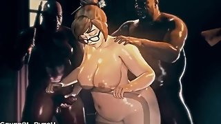 Mei Compilation Video 3D Hentai Interracial Adult Cartoon Black Back Bbw