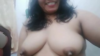 Big tits and nipples hard mom indonesia