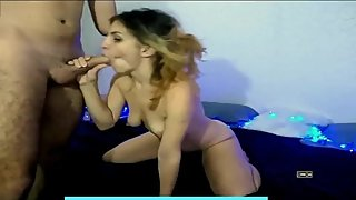 Inna_Buns likes when they fuck her mouth.