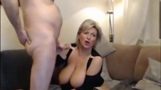 Shameless mature wife likes to be good fucked by her new boss