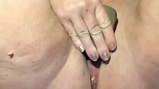 Bad Bitch Squirting on BBC Dildo
