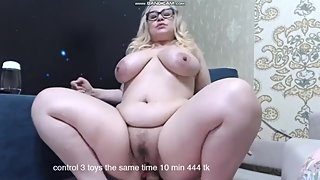 Tanya_Vader riding her dildo on Chaturbate