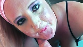 Huge Big Tits Milf Cumshot Compilation Blowjobs Titfuck Facials Cum on Tits